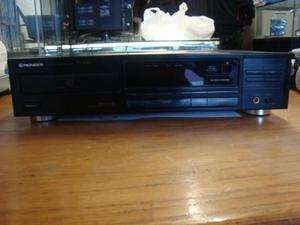 PIONEER PD 4550 COMPACT DISC CD PLAYER SEPARATE CD DECK SYNCHRO 8FS 20