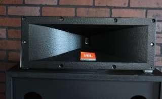 JBL 4647 Speaker Cabinet W/2225H, 2426J Horn 3110A Crossover/ Cinema