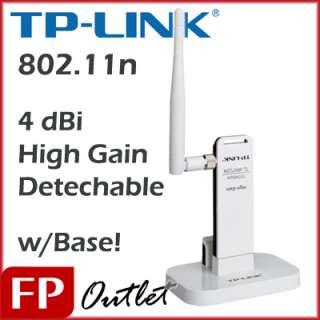 TP LINK TL WN722NC 4dB High Gain Wireless N USB Adapter
