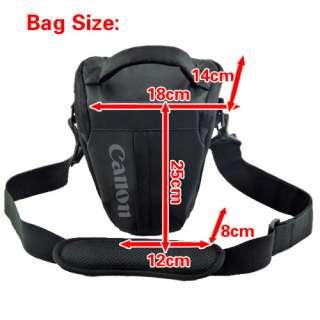 Camera Cover Case Bag for Canon 5DII 7D,50D,550D,500D,450D1000D