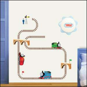 THOMAS THE TRAIN FRIENDS Deco Wall Sticker Kids TMS 703