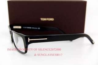 Brand New Tom Ford Eyeglasses Frames 5130 001 BLACK Men