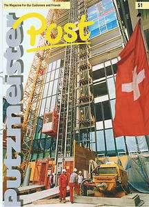 Putzmeister Post Magazine 2002