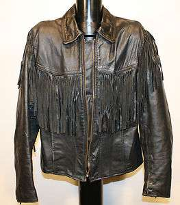 leather Motorcycle biker Jacket Chopper Bobber Cafe classic old school