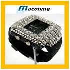 white castle new swarovski crystal watch elegant trendy returns