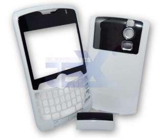Verizon/Sprint Blackberry Curve 8330 White Housing Case