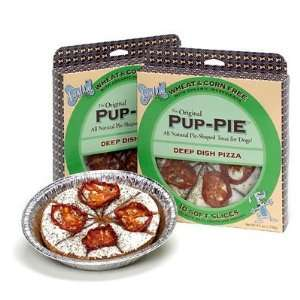 The Original Pup PIE Deep Dish Dog Pizza: Home & Kitchen