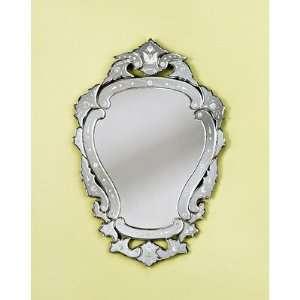 Dahlia Large Venetian Wall Mirror