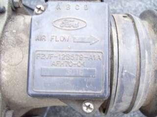 FORD LINCOLN MASS AIR FLOW METER SENSOR F2VF 12B579 A1A