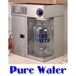 Mini Classic ll Counter Top Pure Water Distiller: Kitchen & Dining