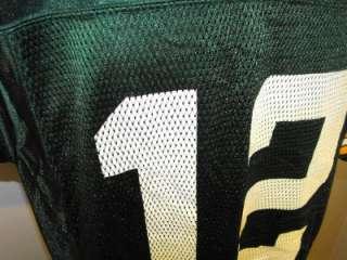 NEW SLIGHT IRREGULAR Aaron Rodgers Green Bay Packers MEDIUM M Reebok