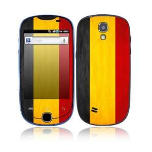 Flag of Belgium Decorative Skin Cover Decal Sticker for