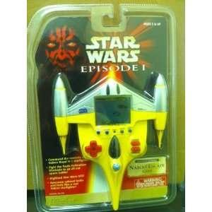Star Wars Episode I Premier Game Naboo Escape Toys