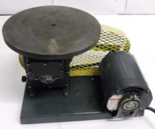 WELCH DUO SEAL VACUUM PUMP Model 1410 3 Wegner 316P089