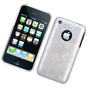 Apple iPhone 3G & 3GS Laser Cut Back Style Fashion Protector Aloha