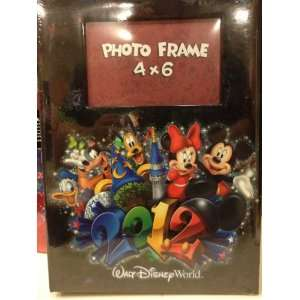 Walt Disney World 2012 Photo Album Holds 300 Photos NEW