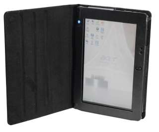 High Quality Leather Case Cover for 10.1 Acer Iconia Tab W500
