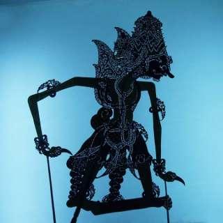 Wayang Kulit Indonesia Schattenspielfigur Marionette Shadow Puppet