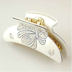 Amaranthe White   Cubitas Bellini Collection (Hair Jewelry