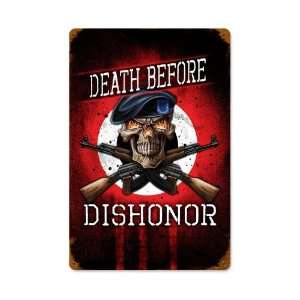 Death Before Dishonor: Everything Else
