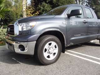 2007 2010 Toyota Tundra Stainless Steel Fender Trim Chrome Accessories