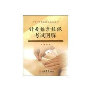 Illustration of Test Answers to Acupuncture and Moxibustion Entrance