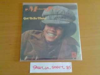 Signed Michael Jackson LP Record Authentic Ultra Rare