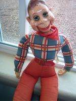 HOWDY DOODY 1950S IDEAL VENTRILOQUIST DOLL 26 GREAT CONDITION