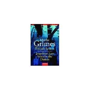 Jury besucht alte Damen. (9783442133376): Martha Grimes: Books