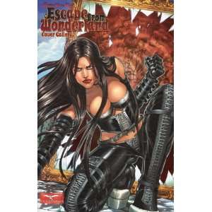 Escape From Wonderland Cover Gallery (Grimm Fairy Tales