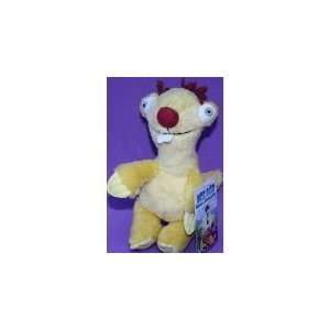 ICE AGE 3 Movie, Dawn of the Dinosaurs, Sid Plush 7