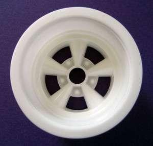 Resin 1/8 Scale American Racing Deep Torq Thrust Wheels  Super Wide