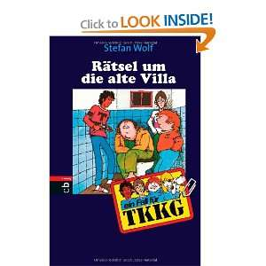 : TKKG. Rätsel um die alte Villa (9783570150061): Stefan Wolf: Books