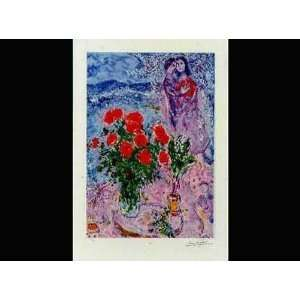 Artist: Marc Chagall   Poster Size: 25 X 35 inches: Home & Kitchen