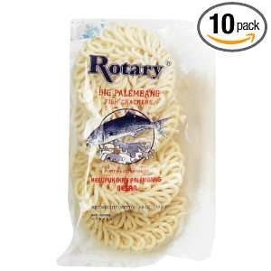 Rotary Big Fish Crackers, 3.5 Ounce Grocery & Gourmet Food