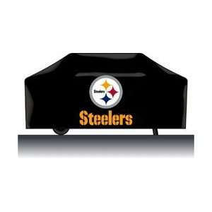 NFL Pittsburgh Steelers Grill Cover   Vinyl Sports