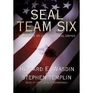 of an Elite Navy SEAL Sniper [Audio CD] Howard E. Wasdin Books