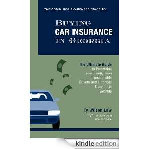 The Consumer Awareness Guide To Buying Car Insurance in Georgia: Ty