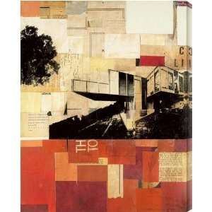 Sustainable Living II AZMD138A canvas artwork: Home