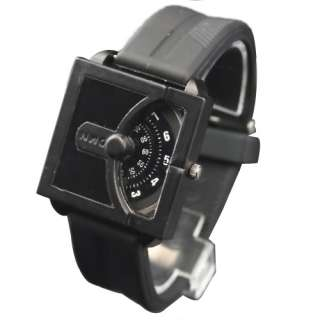 Unique Ladies Womens Mens Unisex Silicone Quartz Wrist Watch Watches