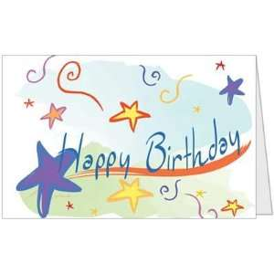 Birthday Son Daughter Stars Humor Love Greeting Card (5x7