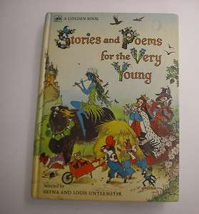 Stories and Poems for the Very Young, Bryna and Louis Untermeyer, PC