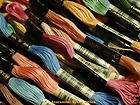FREE S&H 447 NEW DMC EMBROIDERY FLOSS ONE of EACH COLOR