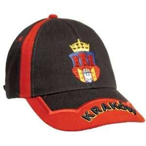 Navy Blue Baseball Cap   Krakow City Arms Patio, Lawn & Garden