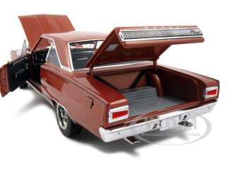 18 scale diecast car model of 1967 dodge coronet r t turbine bronze