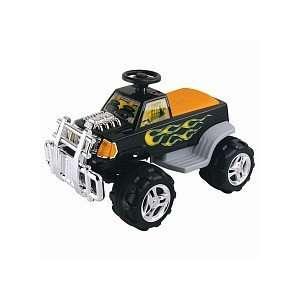New Star Monster Power Wheels Vehicle in Black Toys