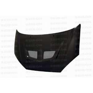 Seibon Carbon Fiber EVO Style Hood Ford Focus 00 04: Automotive