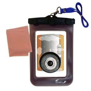Clean n Dry Waterproof Camera Case for the Samsung Digimax 50 Duo