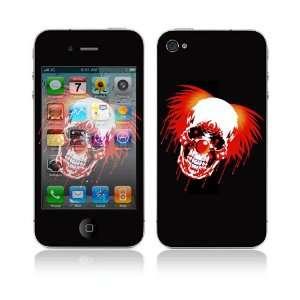 Killa Klown Decorative Skin Cover Decal Sticker for Apple
