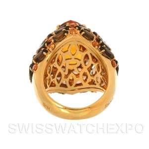 Rodney Rayner 18k Yellow Gold Citrine Ring